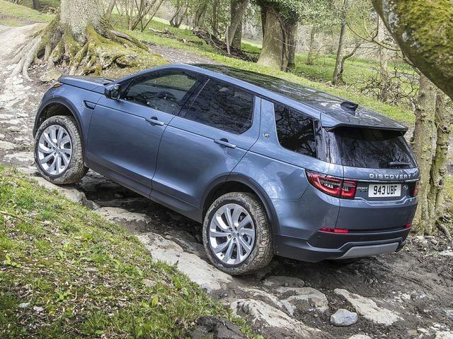 Land Rover Discovery Sport Exterior