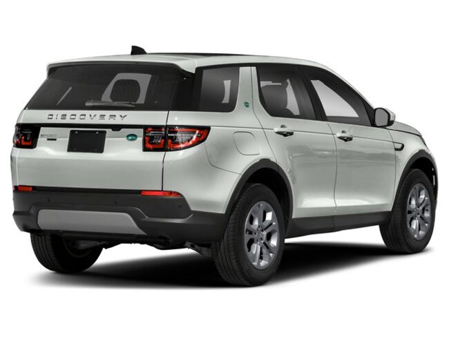 New 2020 Land Rover Discovery Sport For Sale At Land Rover