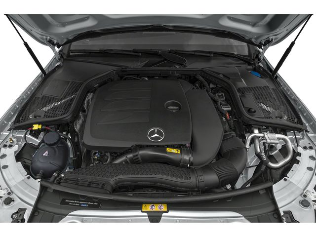 2020 Mercedes-Benz C-Class Engine