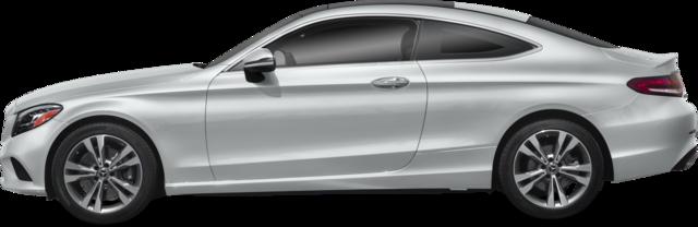 2020 Mercedes-Benz C-Class Coupe C 300