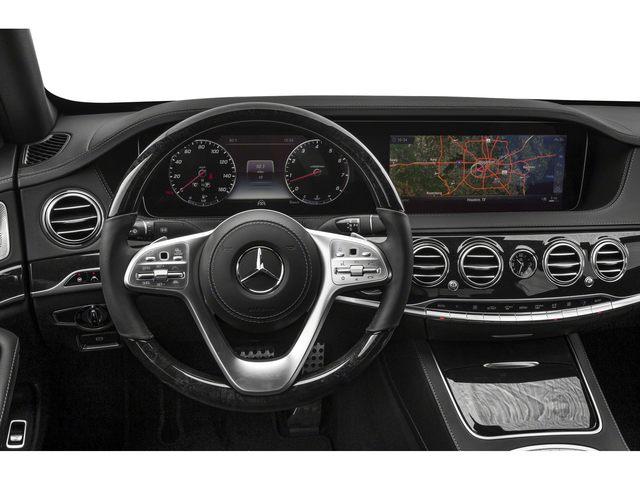 2020 Mercedes-Benz S-Class Sedan