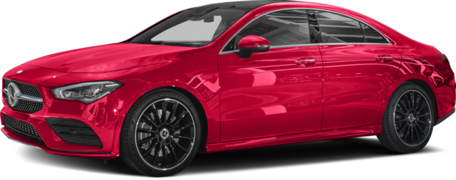 2020 Mercedes-Benz CLA 250 Coupe 4MATIC