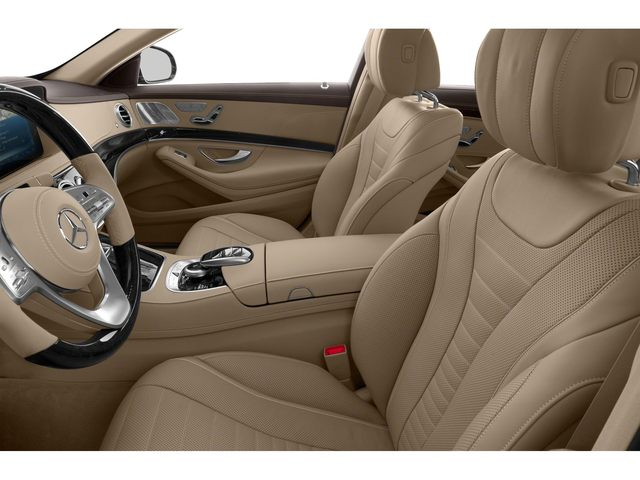 2020 Mercedes-Benz S-Class Front Seat