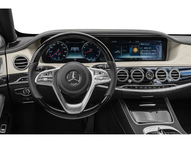 2020 Mercedes-Benz Maybach S 560 Sedan