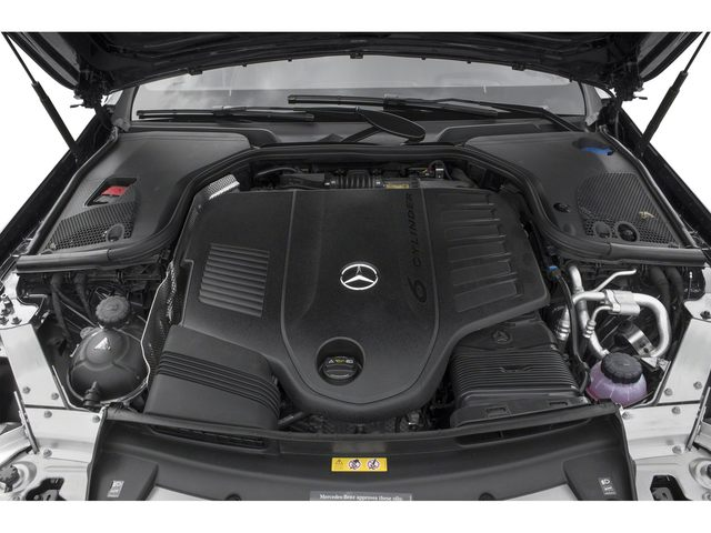 2020 Mercedes-Benz CLS Engine