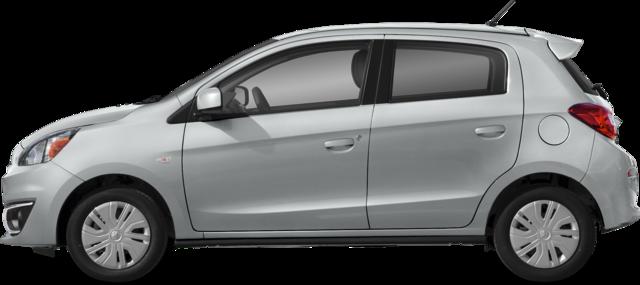 2020 Mitsubishi Mirage Hatchback LE
