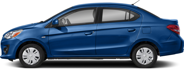 2020 Mitsubishi Mirage G4 Sedan LE
