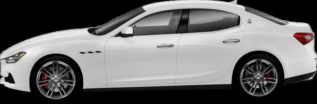 2020 Maserati Ghibli Sedan GranLusso