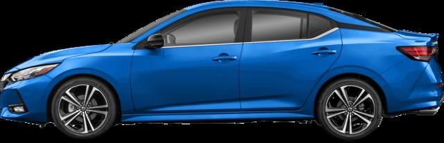 2020 Nissan Sentra Sedan SR