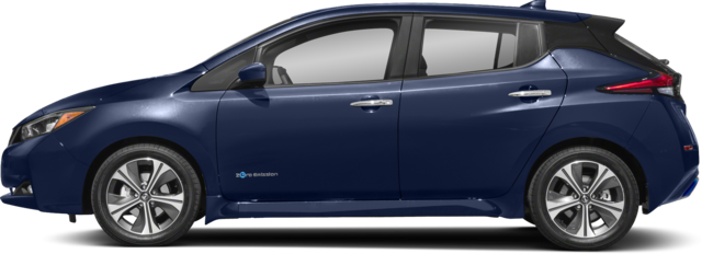 2020 Nissan LEAF Hatchback S PLUS