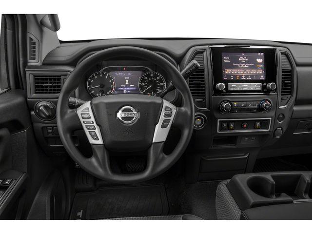 2020 Nissan Titan Truck
