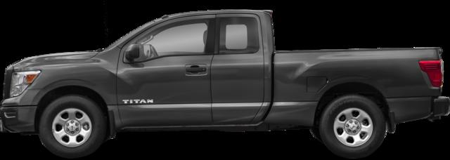 2020 Nissan Titan Truck S