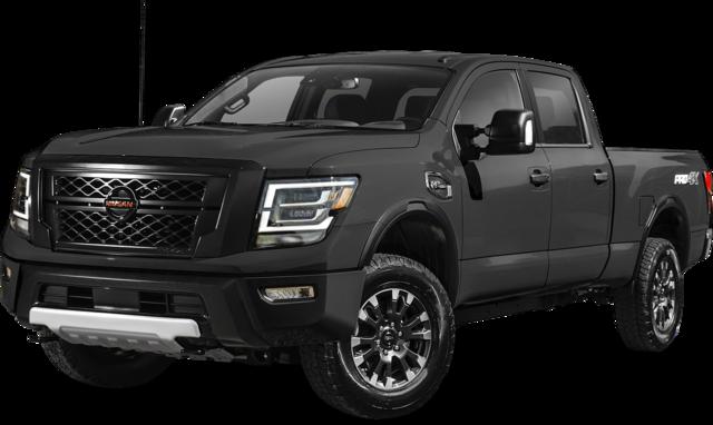 2020 Nissan Titan XD Truck SL