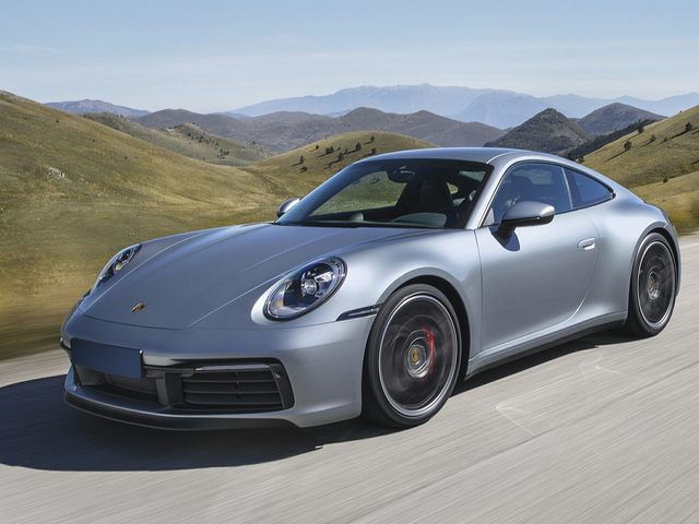 2020 Porsche 911 Carrera Front-Left in Raleigh