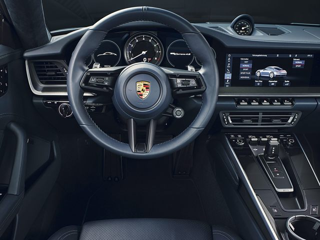 2020 Porsche 911 Carrera Front Seat in Raleigh