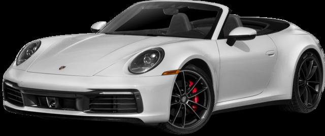 2020 Porsche 911 Convertible Carrera 4S