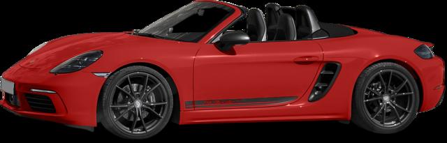 2020 Porsche 718 Boxster Cabriolet T
