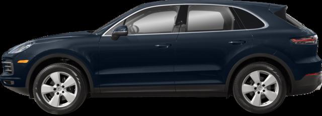 2020 Porsche Cayenne SUV Turbo