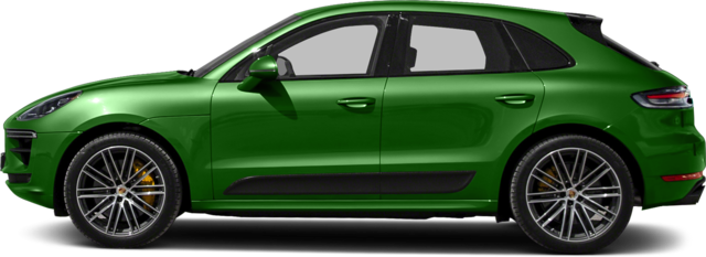 2020 Porsche Macan SUV Turbo