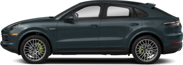 2020 Porsche Cayenne E-Hybrid Coupe Turbo S