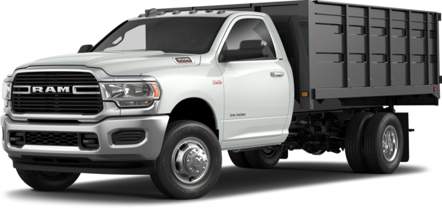 2020 Ram 3500 Chassis Truck Tradesman/SLT