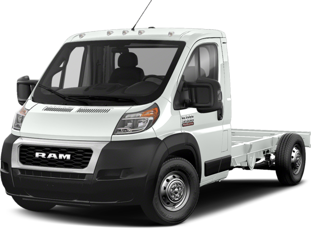 2020 Ram ProMaster 3500 Cab Chassis Truck Low Roof