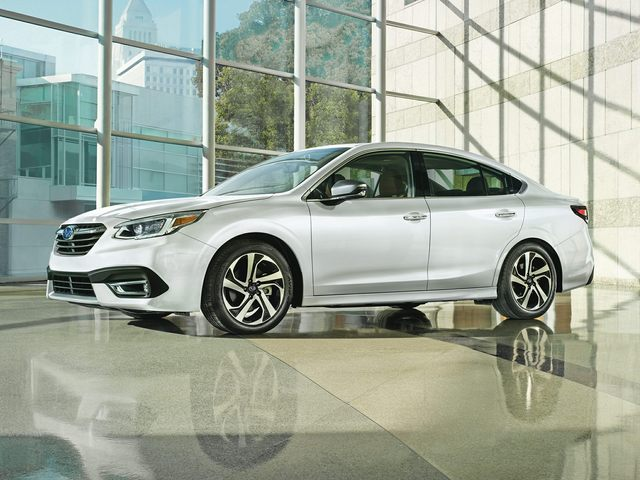 2020 Subaru Legacy in Grand Rapids