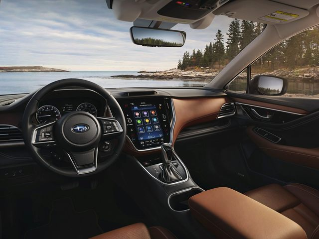 2020 Subaru Outback Front Seat