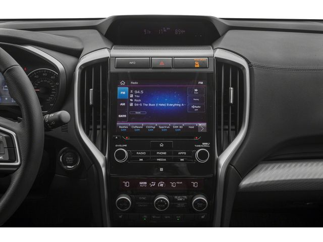 2020 Subaru Ascent Dashboard
