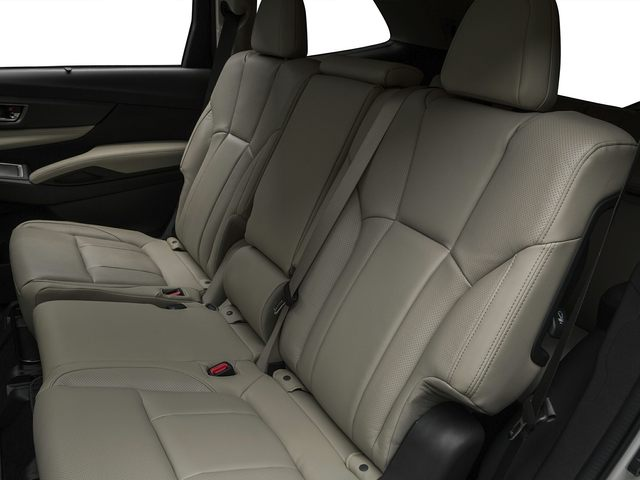 Subaru Ascent Interior