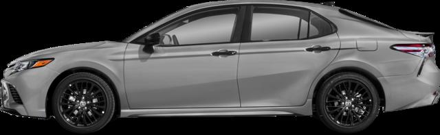 2020 Toyota Camry Sedan Nightshade