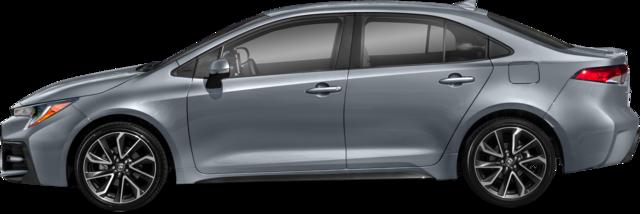 2020 Toyota Corolla Sedán SE
