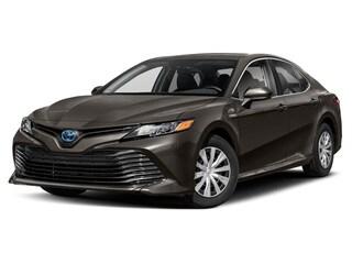 New 2020 Toyota Camry Hybrid LE Sedan Conway, AR