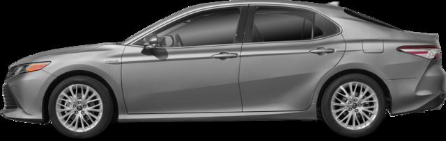 2020 Toyota Camry Hybrid Sedan XLE