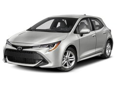 New 2020 Toyota Corolla Hatchback SE Hatchback