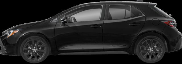 2020 Toyota Corolla Hatchback Hatchback Nightshade