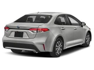 New 2020 Toyota Corolla Hybrid LE Sedan Conway, AR