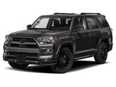 2020 Toyota 4Runner Nightshade SUV For Sale in Norman, Oklahoma