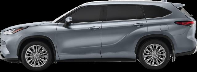 2020 Toyota Highlander SUV LE