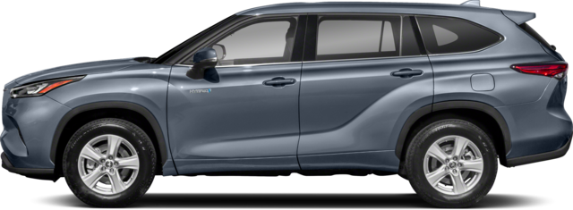 2020 Toyota Highlander Hybrid SUV XLE