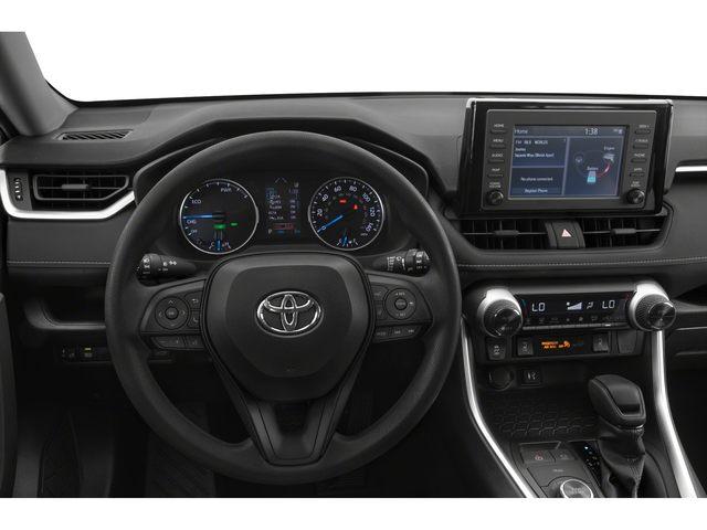 2020 Toyota RAV4 Hybrid SUV