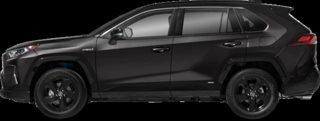 2020 Toyota RAV4 Hybrid SUV XSE