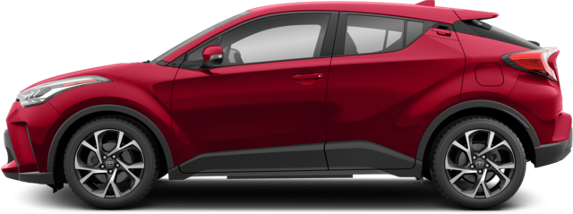 2020 Toyota C-HR VUD XLE