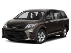 New 2020 Toyota Sienna L 7 Passenger Van Passenger Van In Corsicana, TX