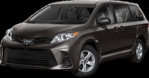2020 Toyota Sienna Van