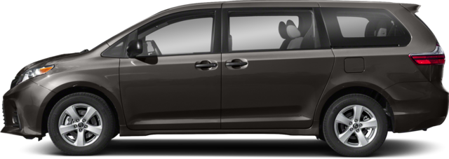 2020 Toyota Sienna Furgoneta LE 7 Pasajeros