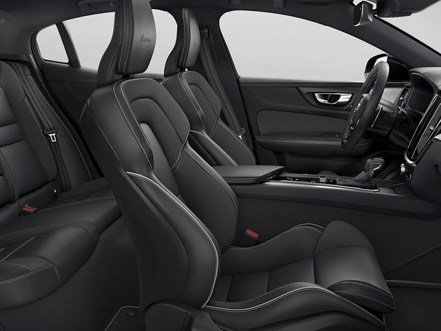 2020 Volvo S60 Front Seat