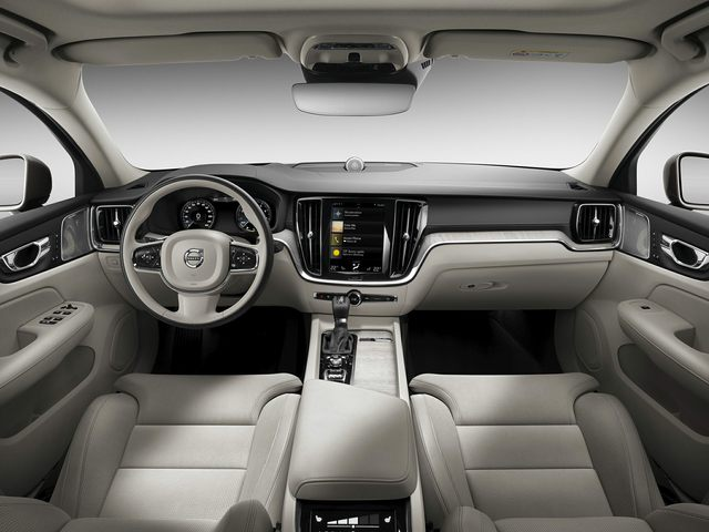 New Volvo S60 Technology