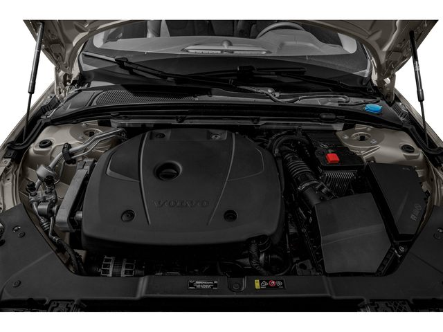 2020 Volvo V60 Engine