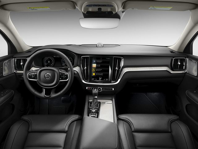 Volvo V60 Cross Country Wagon Interior